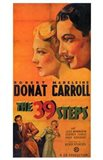 The 39 Steps Donat & Carroll