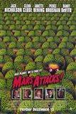 Mars Attacks Green Brain Aliens