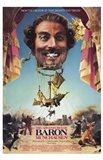 The Adventures of Baron Munchausen - man's face