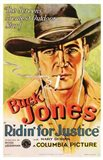 Ridin' for Justice Smoking Cowboy