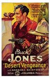 Desert Vengeance - Buck Jones