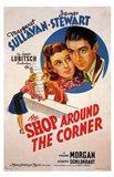 The Shop Around the Corner James Stewart