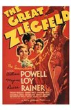 The Great Ziegfeld red