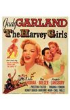 The Harvey Girls (movie poster)