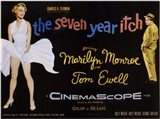 The Seven Year Itch - style D, c.1955