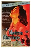 Modern Marriage  a