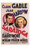 Saratoga With Jean Harlow