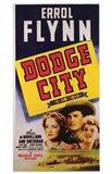 Dodge City Errol Flynn