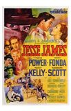 Jesse James Movie Collage
