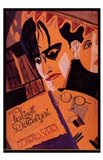 The Cabinet of Dr Caligari - orange