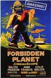 Forbidden Planet - style C