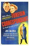 Foreign Correspondent - Joel McCrea