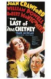 The Last of Mrs Cheyney