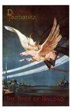 The Thief of Bagdad Pegasus Art Deco