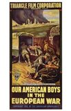 Our American Boys in the European War