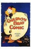 Goldwyn Bray Comic