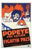 Fightin' Pals