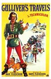 Gulliver's Travels in technicolor