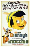 Pinocchio Playing Ocotillo