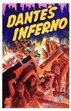 Dante's Inferno - red