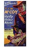 Rusty Rides Alone