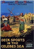 Deck Sports in the Celebes Sea