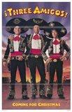 The Three Amigos (movie poster)