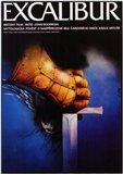 Excalibur Holding Sword