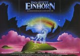 Last Unicorn - German with Rainbow