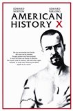 American History X Black White Red