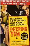 Peeping Tom Anna Massey Maxine Audley