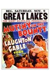 Mutiny on the Bounty Gable Laughton