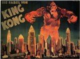 King Kong City Skyline