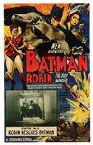 Batman and Robin - Robin Rescues Batman