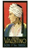 The Son of the Sheik With Rudolph Valentino