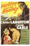 Mutiny on the Bounty Laughton & Gable