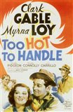 Too Hot to Handle (movie poster)