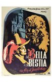 Beauty and the Beast - Spanish