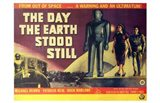 The Day the Earth Stood Still Horizontal