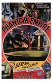 The Phantom Empire Beneath the Earth