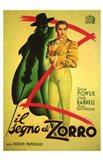 The Mark of Zorro (spanish)