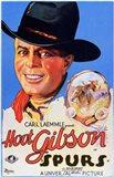 Spurs Movie Hoot Gibson