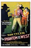 Phantom of the West The Horror in the Dark