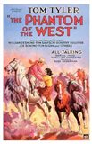 Phantom of the West Leaping Horses