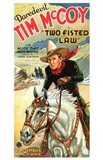 Two Fisted Law Tim Mccoy