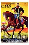 Rio Grande John Wayne