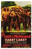 The Last of the Mohicans - group of men