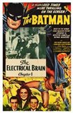 Batman The Electrical Brain
