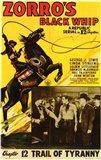 Zorro's Black Whip Chapter 12