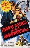 Federal Agents Versus Underworld  Inc
